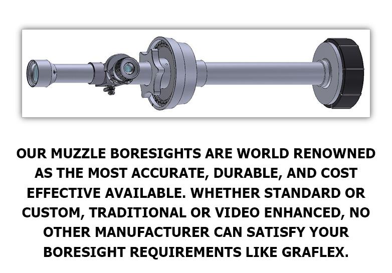 Muzzle Boresight Frame - World Renowned | Graflex