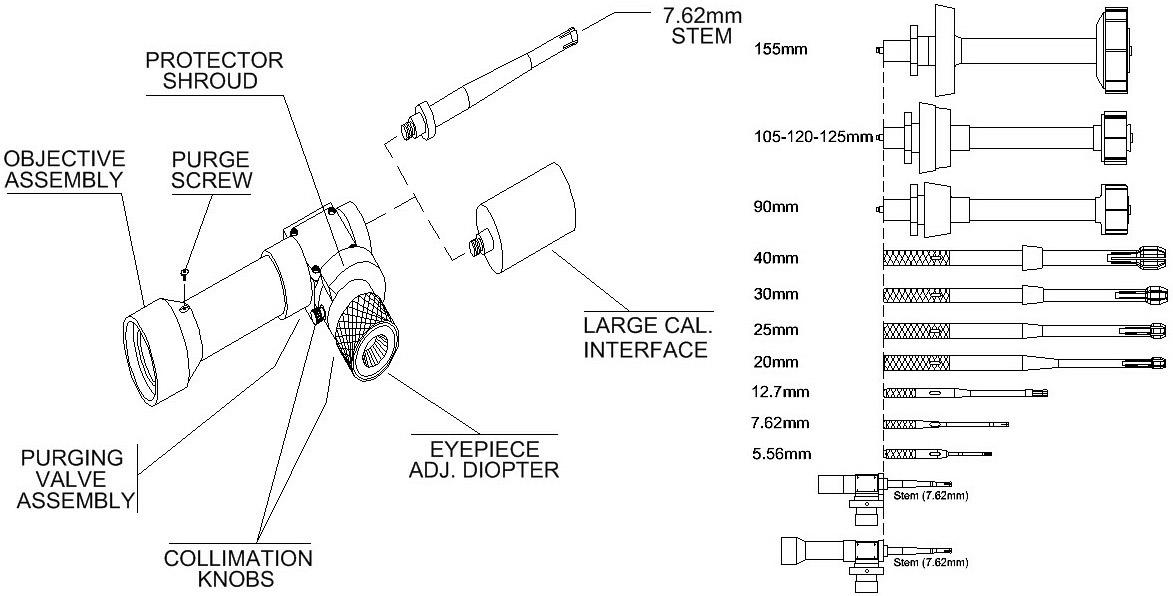 Muzzle Boresight System | Graflex Incorporated - Always on Target