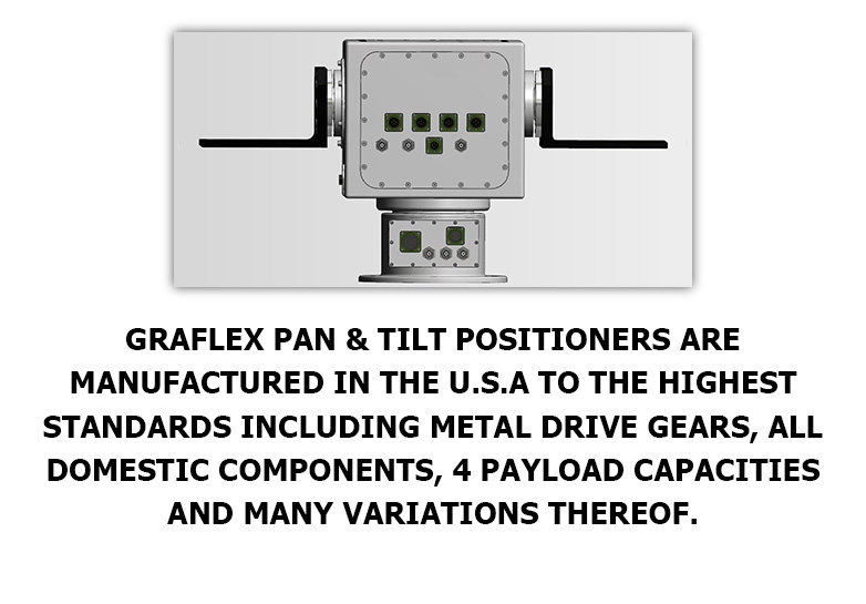 Pan and Tilt Positioners are Manufactured in USA | Graflex