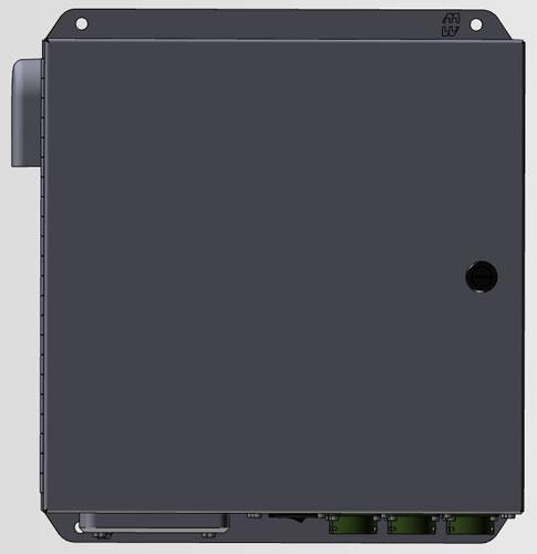 Pan Tilt Power Supply Box | Graflex Incorporated - Always on Target