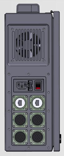 Pan Tilt Power Supply | Graflex Incorporated - Always on Target