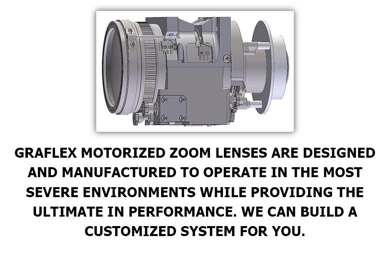 Motorized Zoom Lenses | Graflex